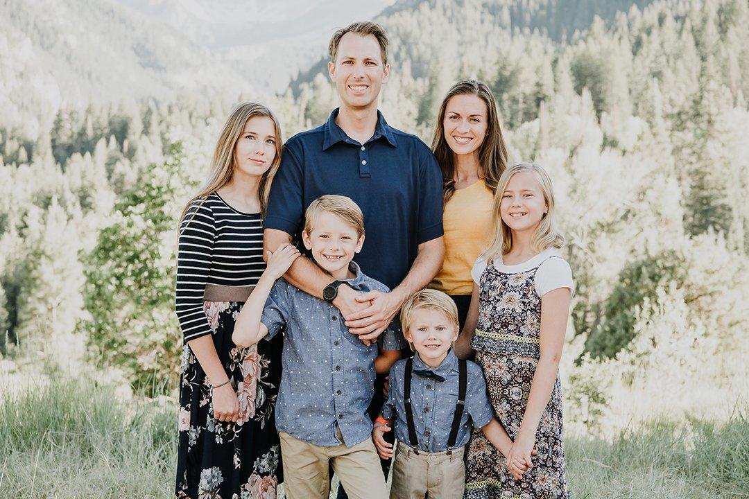 Boulder Orthodontist Dr. Jensen and Family